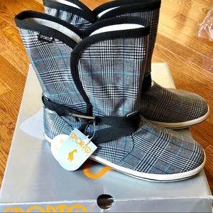 Sporto Hayden Waterproof Boots -size 8.5-Brand New